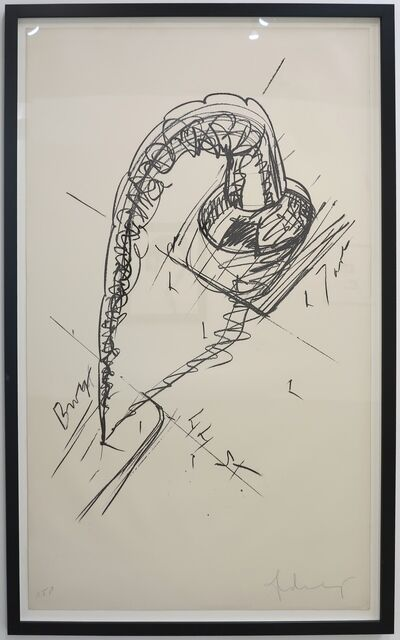 Claes Oldenburg, 'Arch in the Form of a Screw, for Times Square NYC', 1976