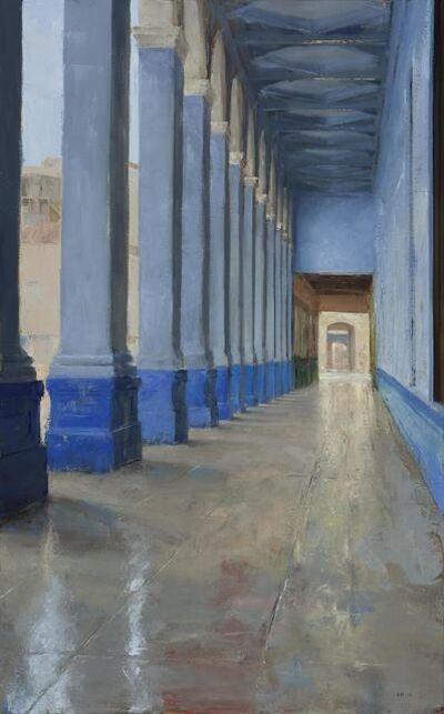 Kenny Harris, 'Instransigent Will (Blue Arcade, Havana)'