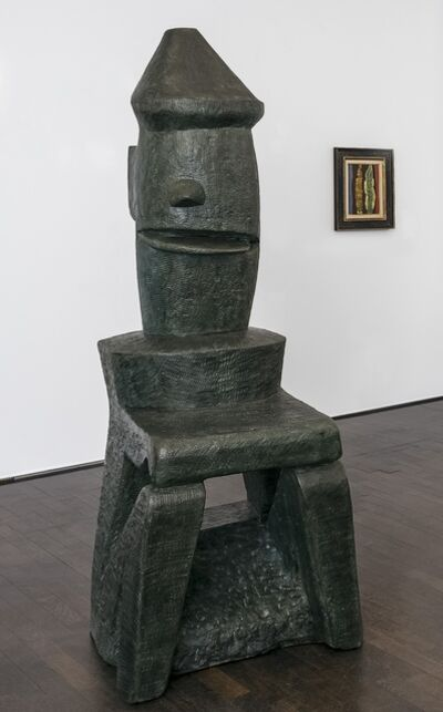 Max Ernst, 'Séraphin le Néophyte', 1967