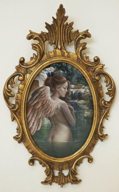 David Michael Bowers, 'Bathing Angel '