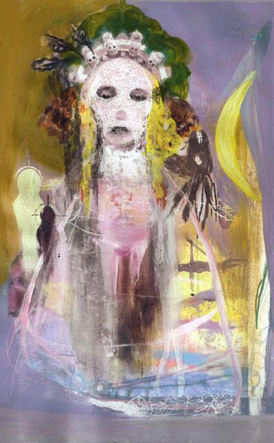 Yasemin Senel, 'Masked Girl 3', 2013