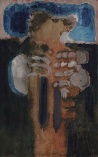 Sarkis, 'Untitled (1963.8.23)', 1963