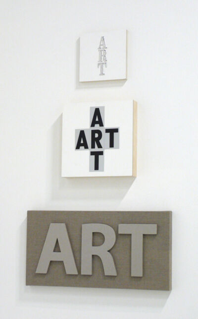 Charles P. Reay, 'Three Pieces of Art', 2011