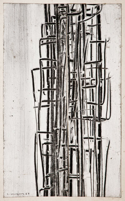 Christian Megert, 'Untitled', 1957