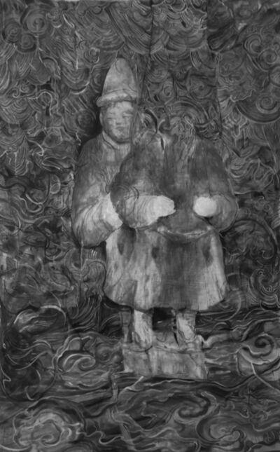 Timothy Hon Hung Lee, 'Still Pouring Sutras Over My Tabula Rasa', 2021