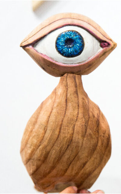 Manuela Viera-Gallo, 'Blue eye', 2017