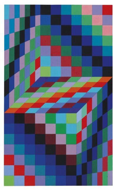 Victor Vasarely, 'Axo 66 (2136)', 1969