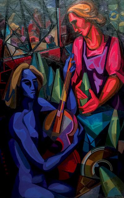 Seymour Franks, 'Ballad for Two Women', 1940