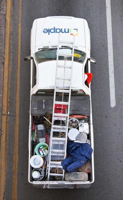 Alejandro Cartagena, 'Carpoolers #11', 2011
