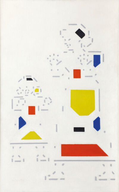 Bart van der Leck, 'Mother and Child', ca. 1952-1955