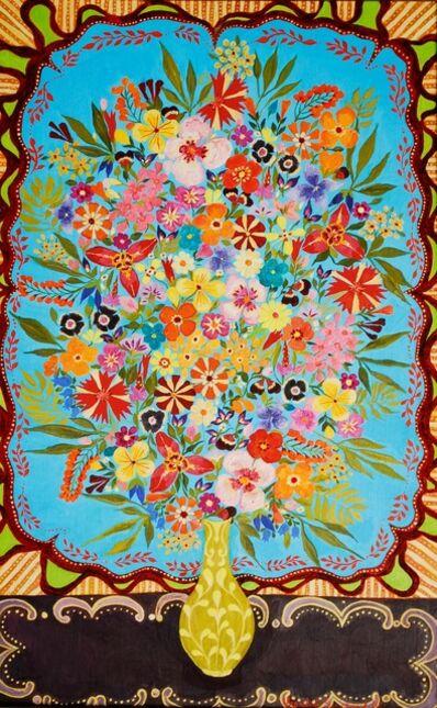 Hepzibah Swinford, 'Wild Flowers', 2014