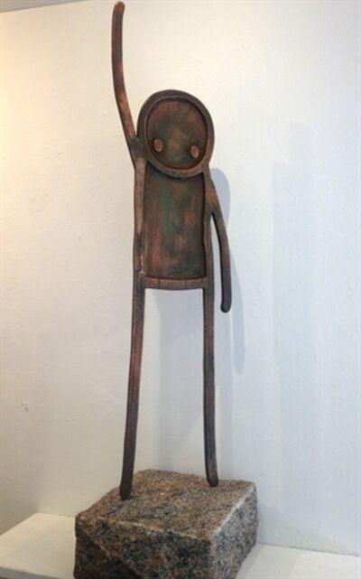 Stik, 'Liberty', 2013