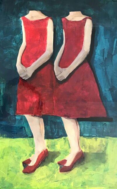 Carolina Convers, 'Mutable Vermillion', 2020