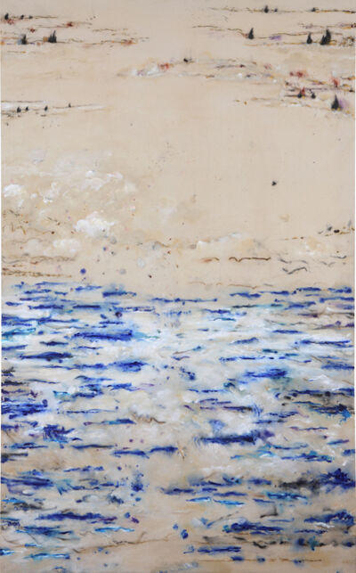 Hanibal Srouji, 'Terre / Mer XIII', 2014