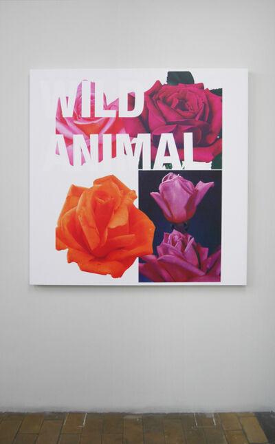 Cali Thornhill Dewitt, 'Wild animal', 2015