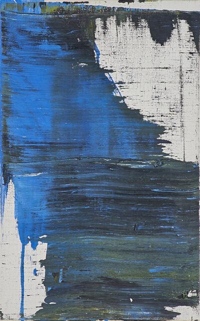 Louise Fishman, 'Sideways', 2008
