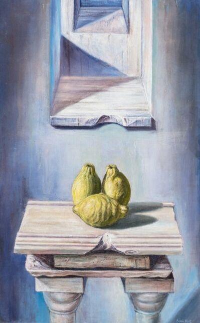 Riccardo Rossati, 'Natura morta con limoni', 2009