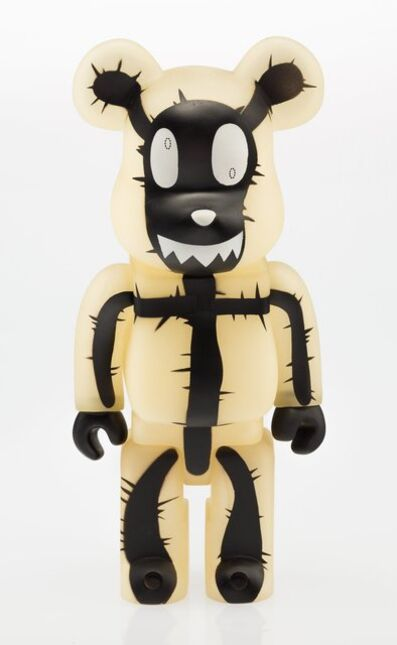 BE@RBRICK, 'Horror Series 4', 2002