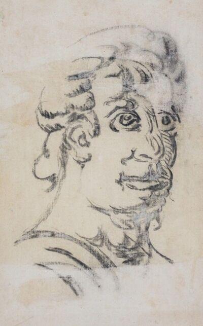 Alberto Savinio, 'Testa', 1949