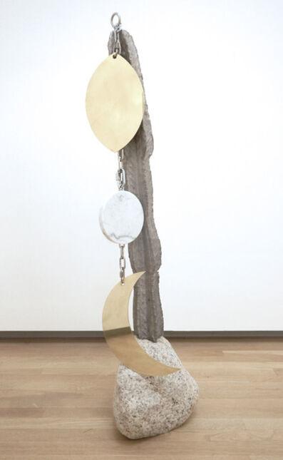 Fay Ray, 'White Sun', 2019