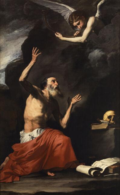 Jusepe de Ribera, 'Saint Jerome', 1626