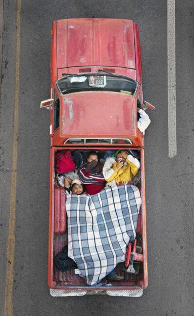 Alejandro Cartagena, 'Carpoolers #10', 2011
