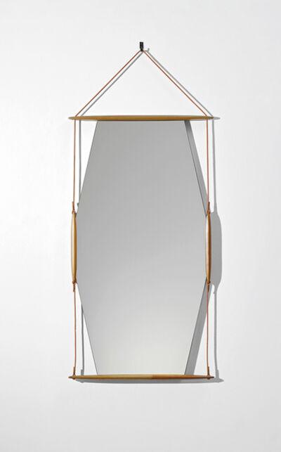 Ico Parisi, ''Paraggi' hanging mirror', circa 1958