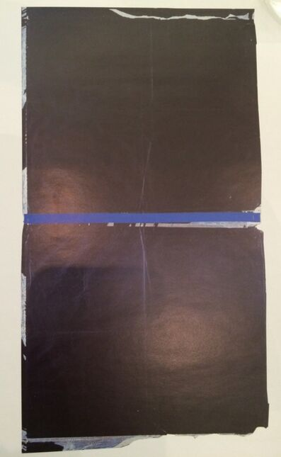 Pierre Buraglio, 'papier d'emballage', 1981