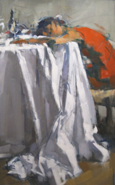 Maggie Siner, 'Woman Resting', 2014