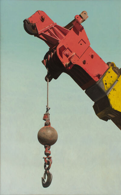 Joseph E. Richards, 'Crane 2', 1980-2000