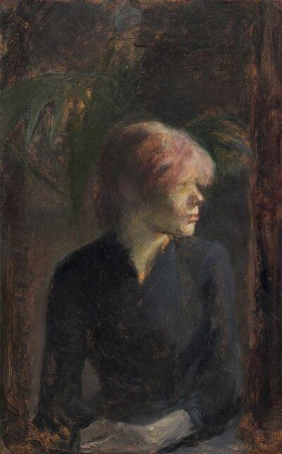 Henri de Toulouse-Lautrec, 'Carmen Gaudin ', 1885