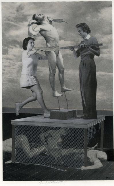Ken Graves, 'The Treatment', 1989