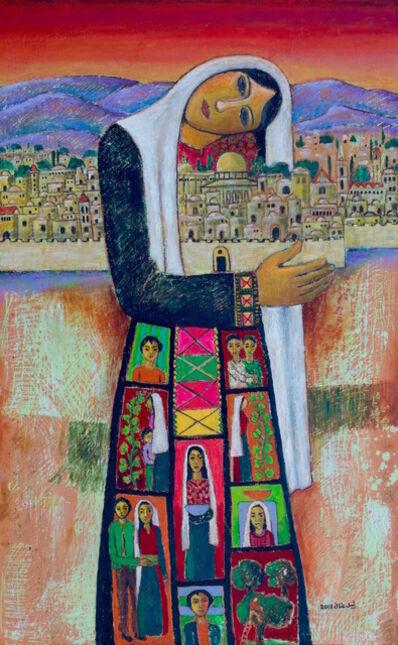 Nabil Anani, 'Mother's Embrace', 2013