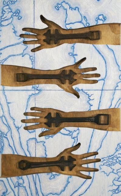 Alyson Souza, 'Life Lines', 2016