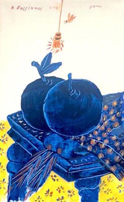Alekos Fassianos, '(SKG) Apples', 2014