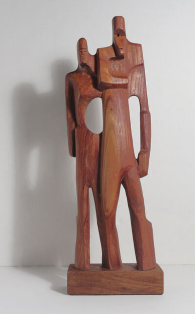 David Sharp, 'Ancestral Couple #1', 2015