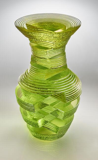 Sidney Hutter, 'Solid Vase Form #62', 1999