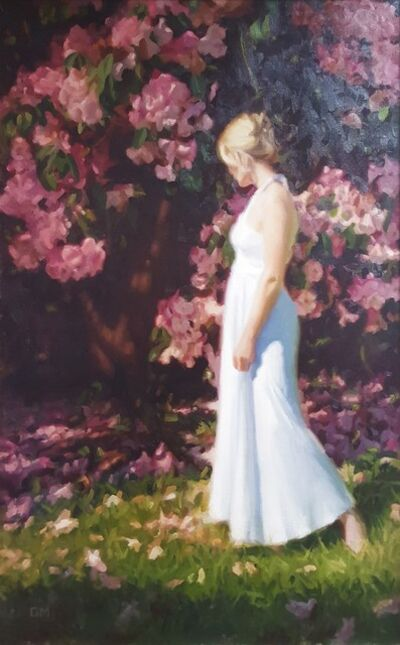 Gary Thomas Morrow, 'Rhododendron', 2014