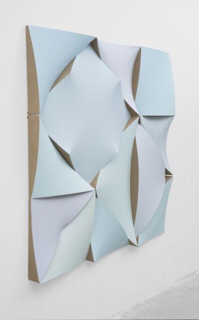 Jan Maarten Voskuil, 'Non-fit Mobile Exhibition Unit Blues', 2018