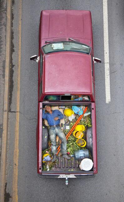Alejandro Cartagena, 'Carpoolers #23', 2011