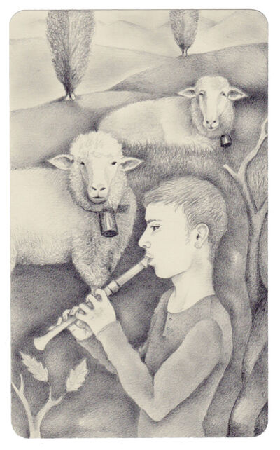 Guillermo Martin Bermejo, 'Songs of innocence and experience: The good shepherd', 2019