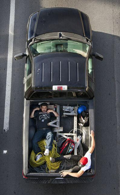 Alejandro Cartagena, 'Carpoolers #69', 2011-2012