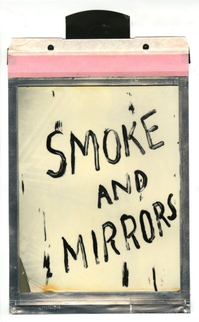 Corey Escoto, 'Smoke and Mirrors', 2016