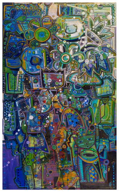 Rae Heint, 'Flower Garden 1', 2015