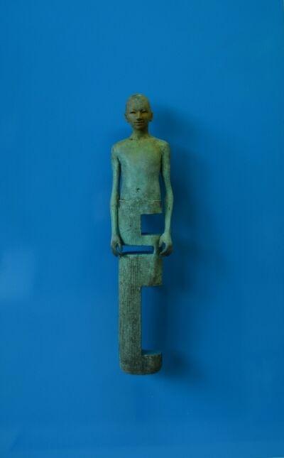Jesús Curiá, 'Aluminium VII', 2018