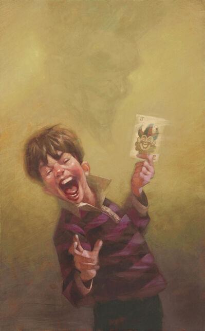 Craig Davison, 'Play The Joker', 2016