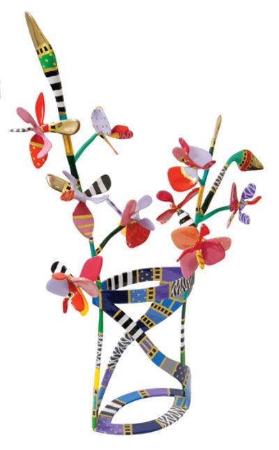 Dorit Levinstein, 'Orchids', 2015