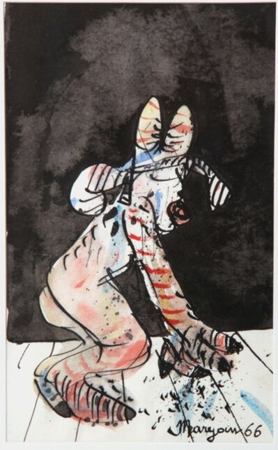 Maryan, 'Personnage', 1966