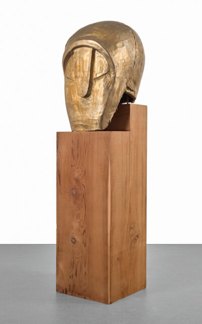 Thomas Houseago, 'Classic Head I', 2010
