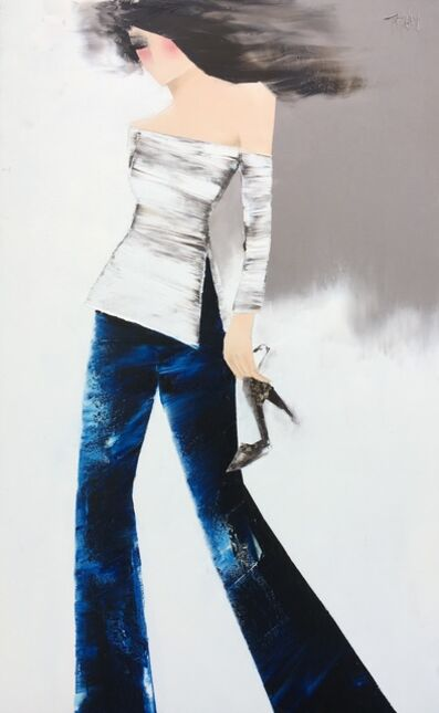 Nguyen Dieu Thuy, 'Cinderella', 2017